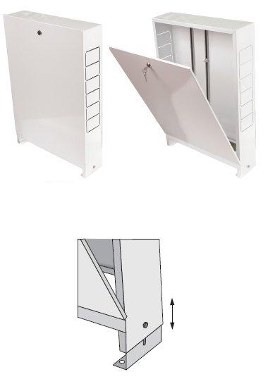 Шкаф распределительный встроенный GROTA ШРВ