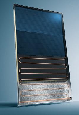 Плоский солнечный коллектор Vaillant auroTHERM VFK 145 V